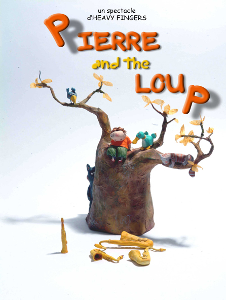 Pierre and the Loup Affiche